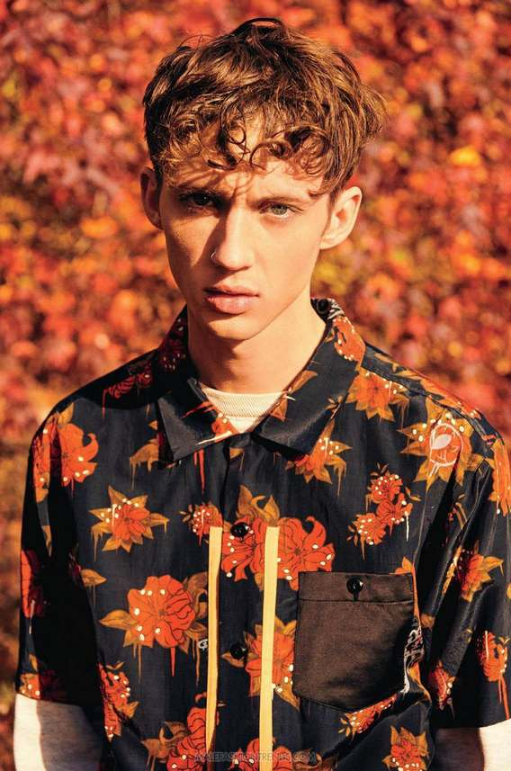 Troye Sivan for Teen Vogue