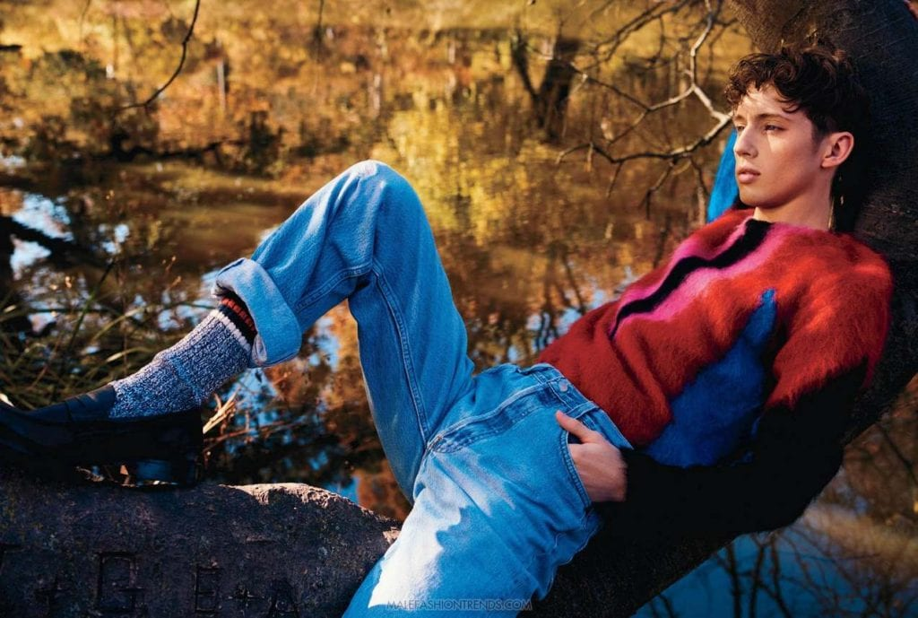 Troye Sivan for Teen Vogue Troye Sivan for Teen Vogue Vanity Teen 虚荣青年 Lifestyle & new faces magazine