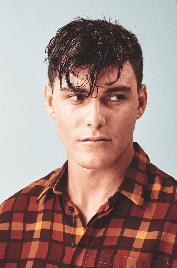 Tor Miller ; American English Tor Miller ; American English Vanity Teen Menswear & new faces magazine
