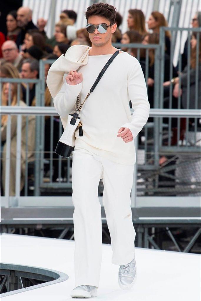 Chanel Fall/Winter 2017 Chanel Fall/Winter 2017 Vanity Teen 虚荣青年 Menswear & new faces magazine