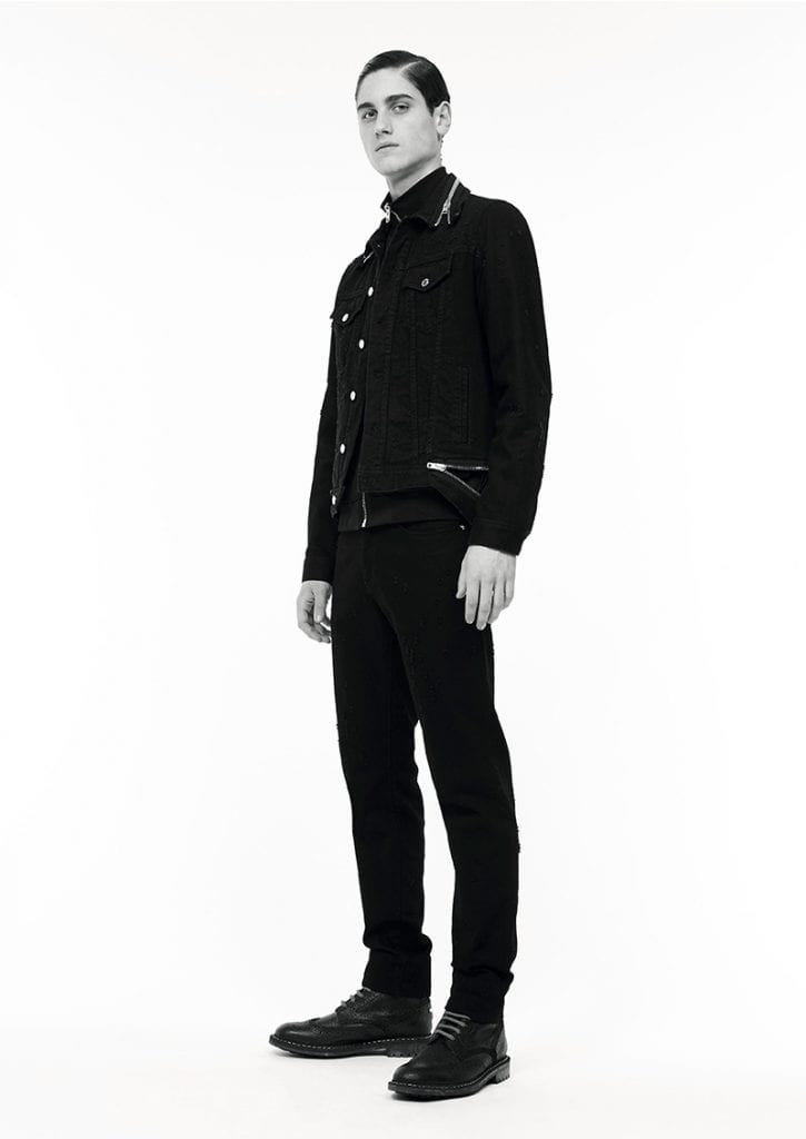Givenchy Pre Fall 2017 Givenchy Pre Fall 2017 Vanity Teen Menswear & new faces magazine