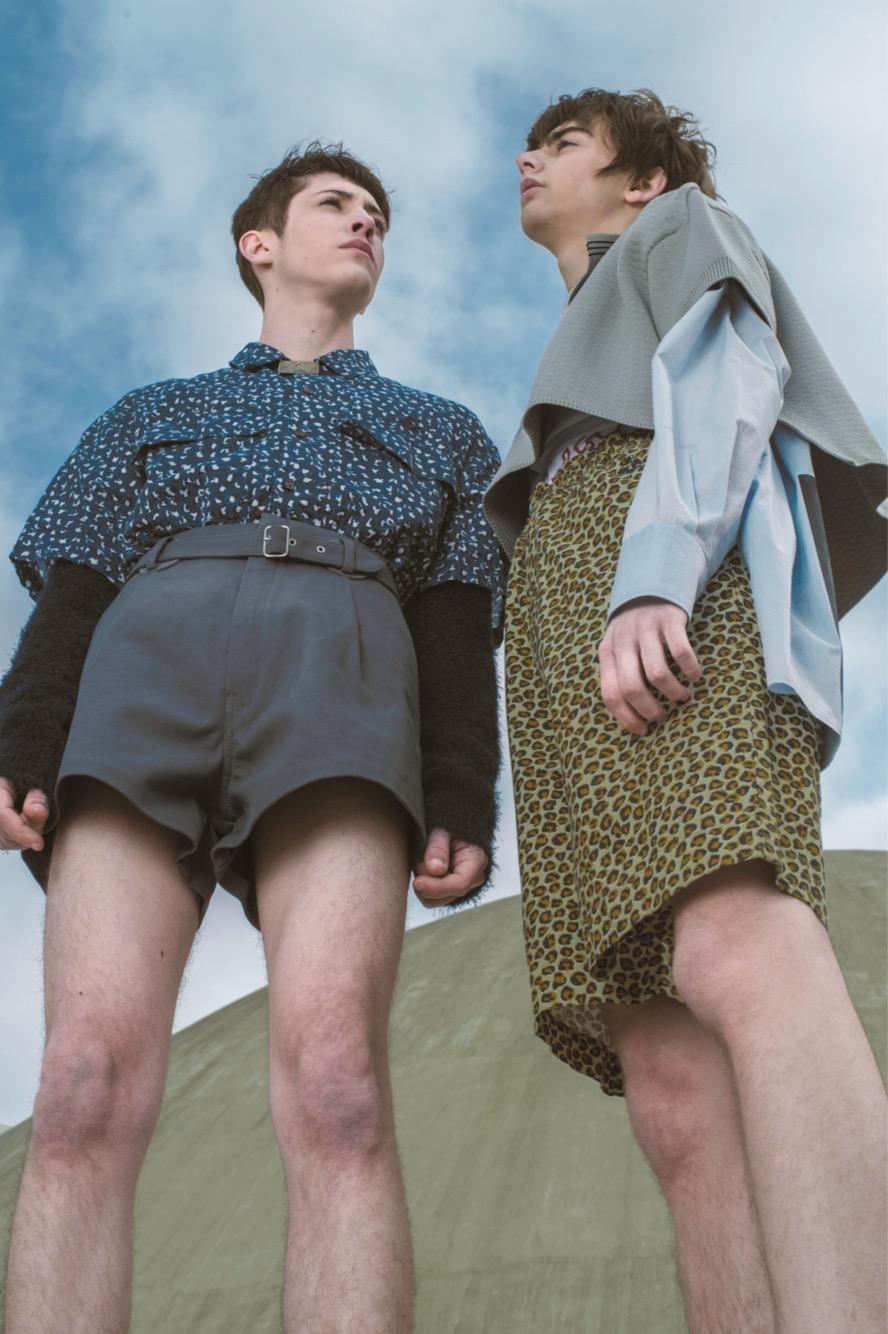 Alexandre-Mael-Kevin-Felicianne-menswear-magazine-vanityteen
