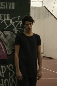 NEW FACES Lorenzo by Ari Mendes