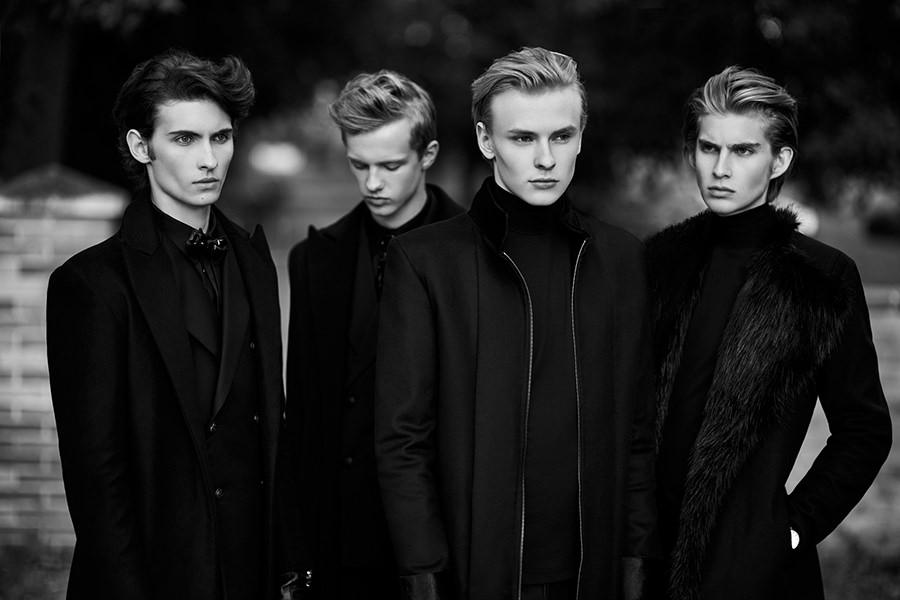 Designer Mateusz Pukło Designer Mateusz Pukło Vanity Teen 虚荣青年 Menswear & new faces magazine