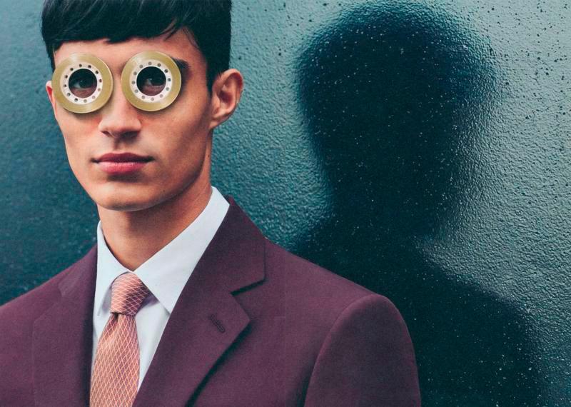 Hermès Ties S/S 2017  Hermès Ties S/S 2017 Vanity Teen Menswear & new faces magazine