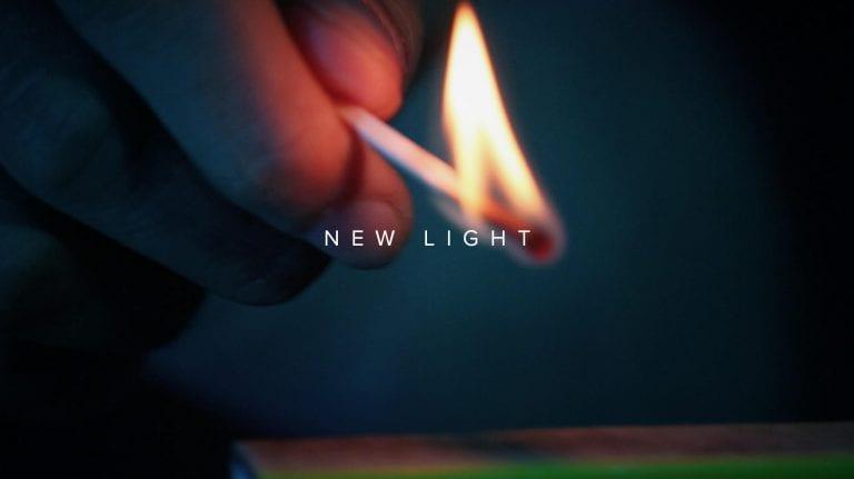 New Light by Penn Lingris