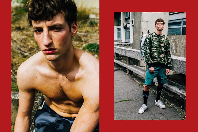 Anthony Avangard S/S 2017  Anthony Avangard S/S 2017 Vanity Teen Menswear & new faces magazine