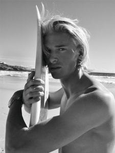 Christian Staines by Bruno Cortes
