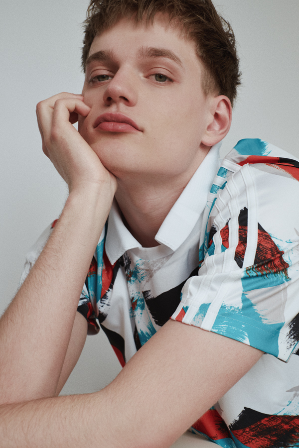 Boy About Town by Amílcar Lusinchi Vanity Teen Menswear Magazine
