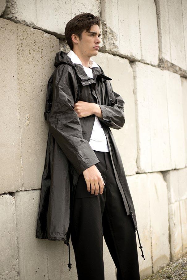 David Bywater by Eduardo Brassai Vanity Teen Menswear Magazine