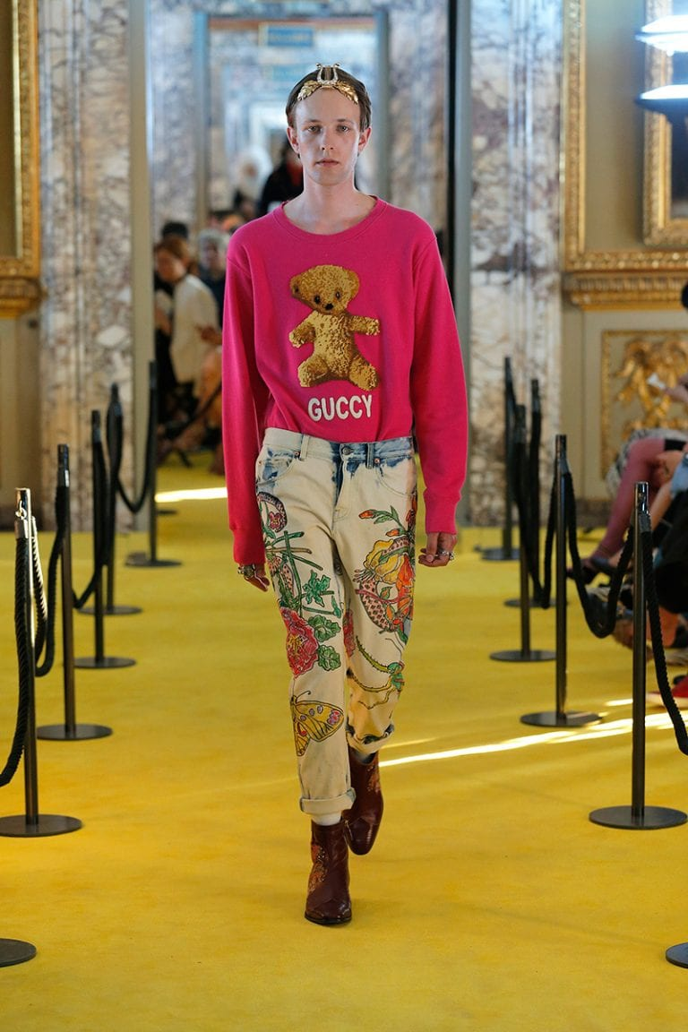 Gucci Cruise 2018