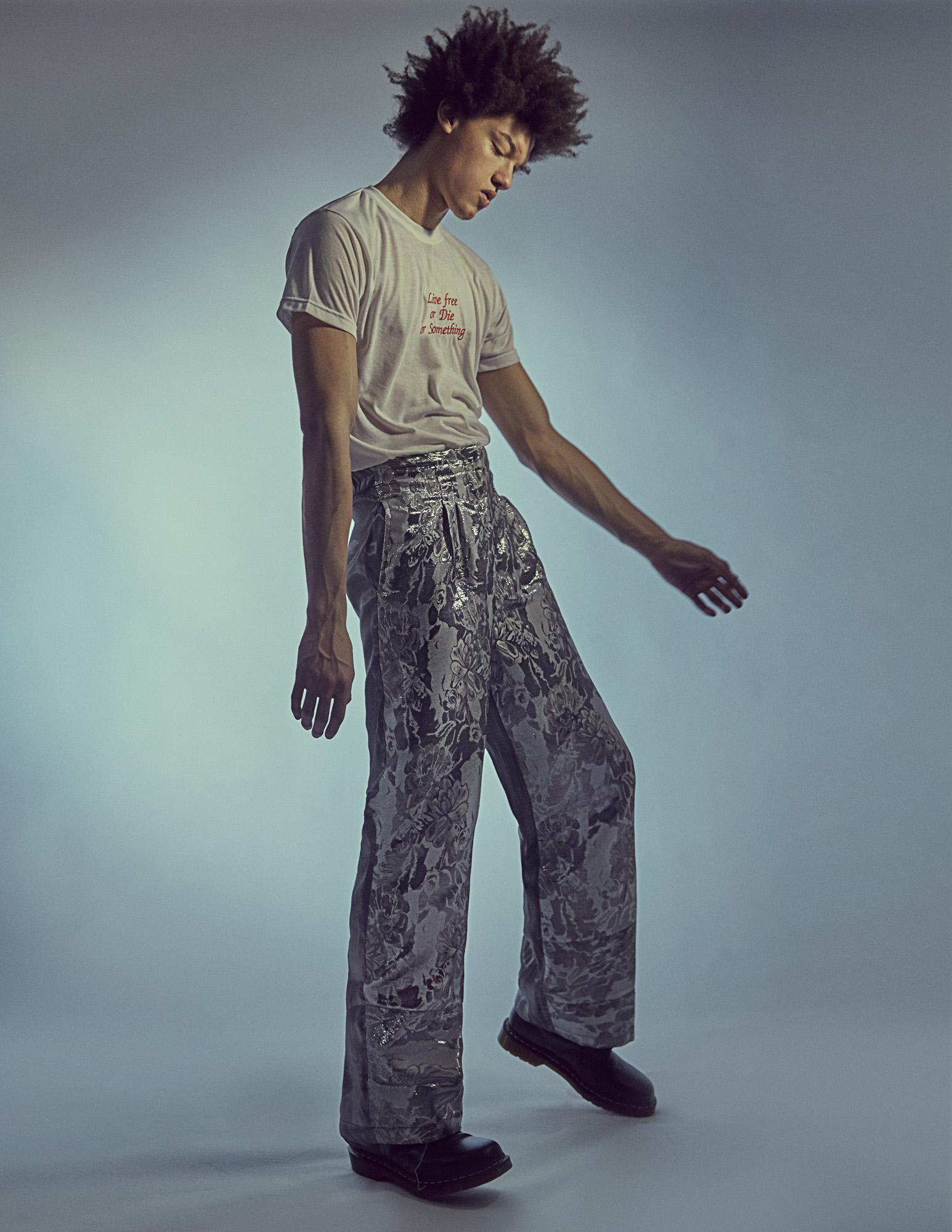 Gabriel Gomieri by Thee Tham Vanity Teen Menswear Magazine