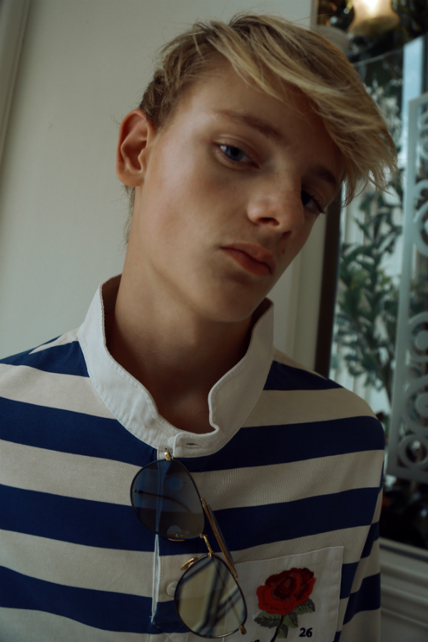 Little Prince by Sam Tso Vanity Teen Menswear Magazine