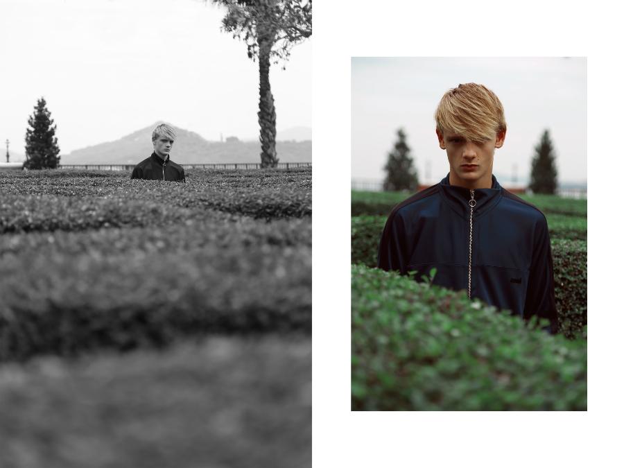 Little Prince by Sam Tso Vanity Teen Menswear Magazine