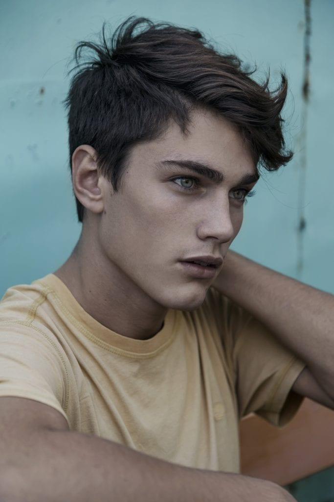 Gino & Matias by Joel Beraldi Gino & Matias by Joel Beraldi Vanity Teen 虚荣青年 Menswear & new faces magazine