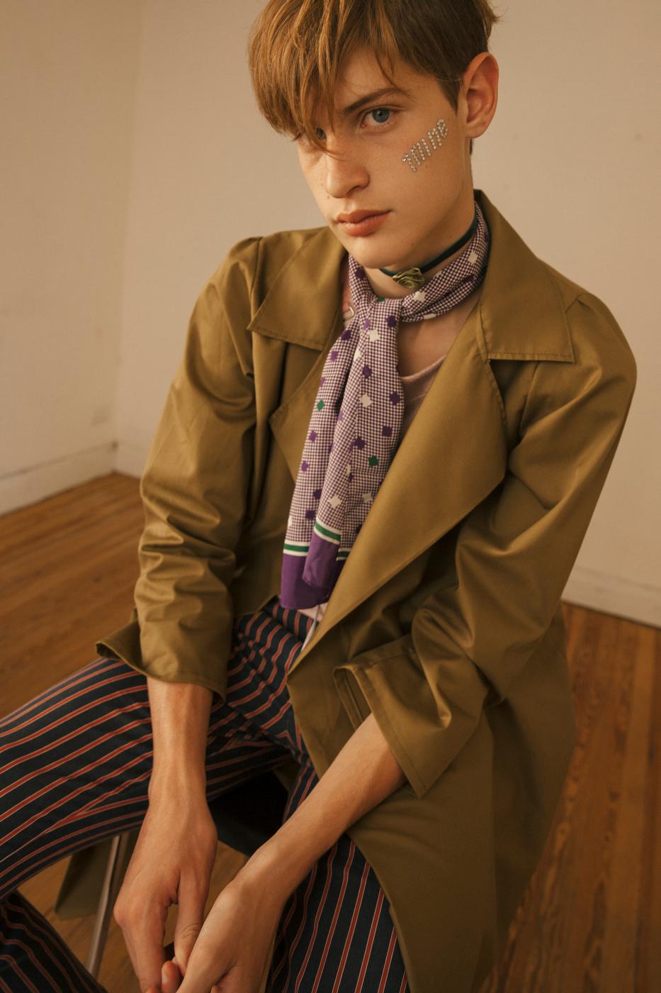 NEW FACES: Martin by Noelia Carballo NEW FACES: Martin by Noelia Carballo Vanity Teen 虚荣青年 Menswear & new faces magazine