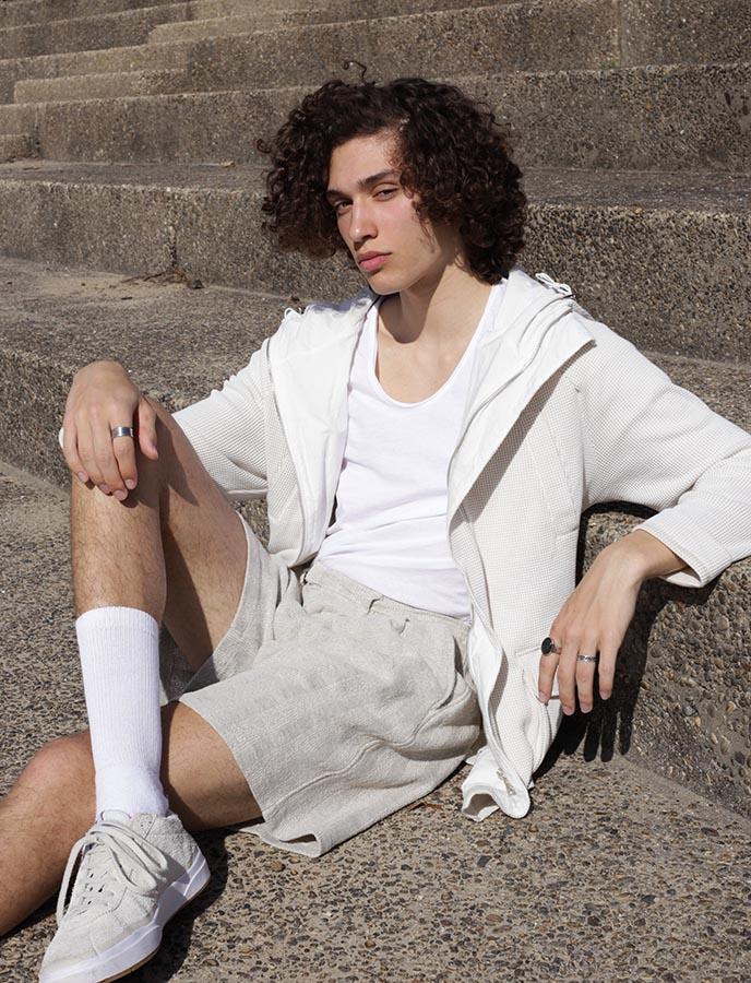 Max Wechter by Eduardo Brassai Vanity Teen Menswear Magazine