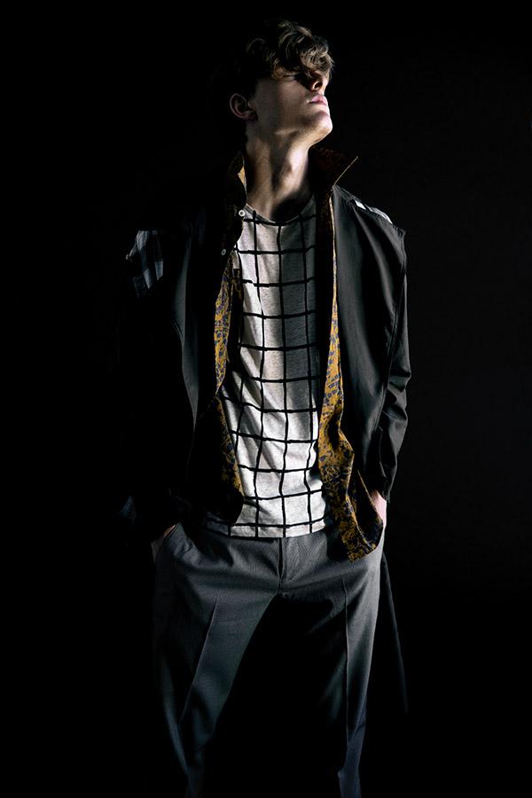 Pedro Correa by Mitchy Vanity Teen Menswear Magazine