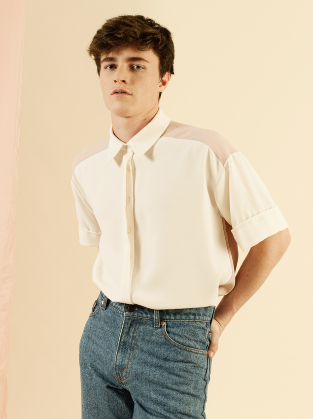 Tommy Frahm by Arnau Solé Vanity Teen Menswear Magazine