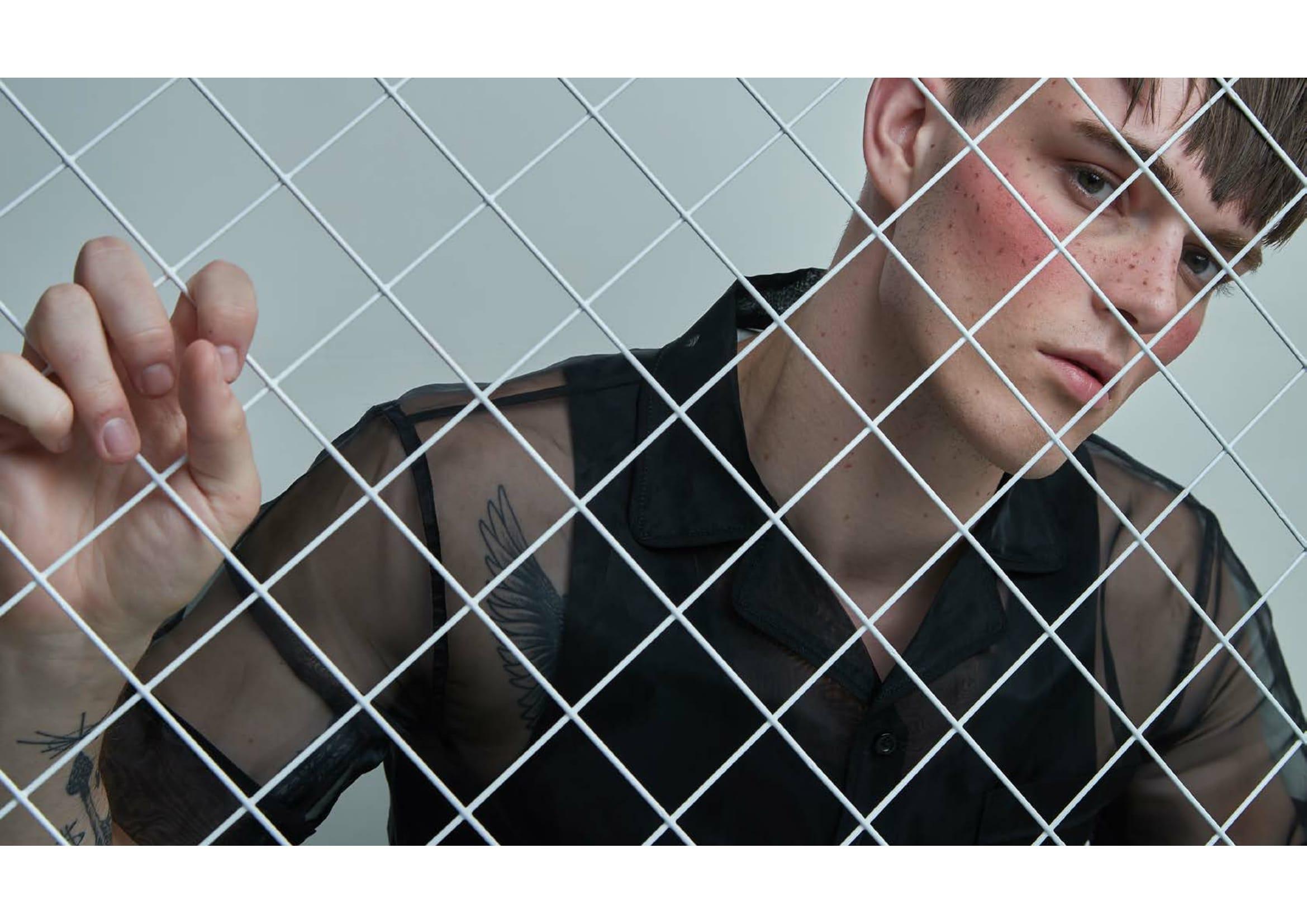 Andres Koma S/S 2017 Andres Koma S/S 2017 Vanity Teen 虚荣青年 Lifestyle & new faces magazine