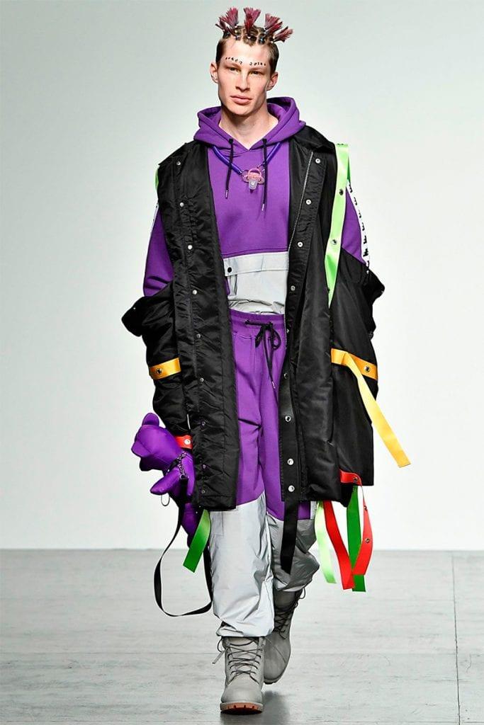 Bobby Abley S/S 2018 Bobby Abley S/S 2018 Vanity Teen 虚荣青年 Menswear & new faces magazine