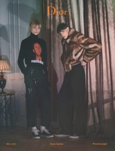 Dior Homme F/W 2017 Campaign
