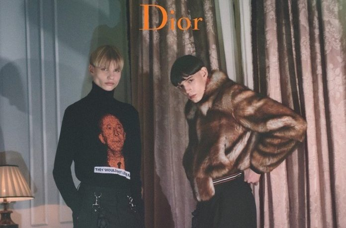 Dior Homme F/W 2017 Campaign Dior Homme F/W 2017 Campaign Vanity Teen 虚荣青年 Menswear & new faces magazine