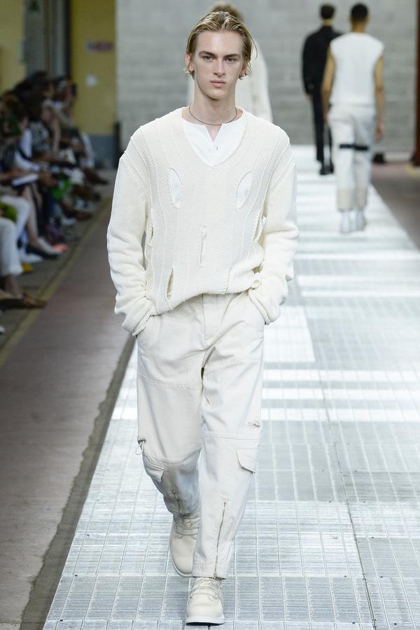 Dirk Bikkembergs S/S 2018 Dirk Bikkembergs S/S 2018 Vanity Teen 虚荣青年 Menswear & new faces magazine