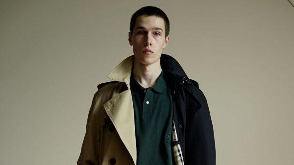 Gosha Rubchinskiy X Burberry Gosha Rubchinskiy X Burberry Vanity Teen Menswear & new faces magazine