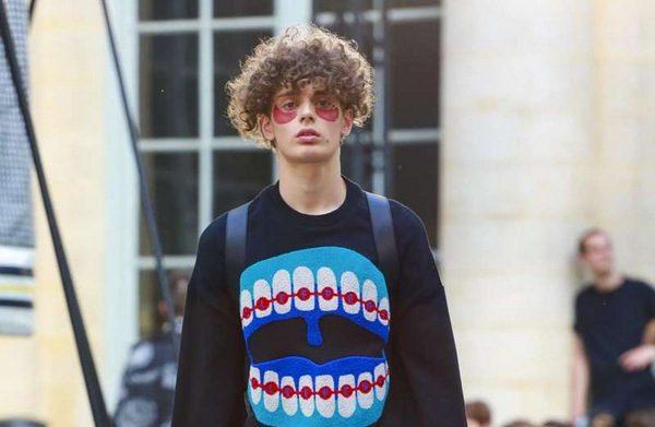 Henrik Vibskov S/S 2018 Henrik Vibskov S/S 2018 Vanity Teen 虚荣青年 Menswear & new faces magazine
