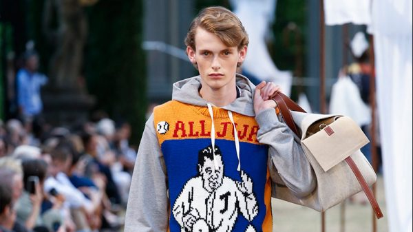 J.W. Anderson S/S 2018  J.W. Anderson S/S 2018 Vanity Teen Menswear & new faces magazine