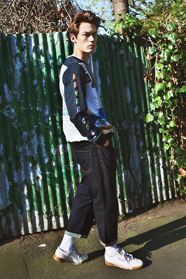 Gap Year by Hui-Yu Gap Year by Hui-Yu Vanity Teen Menswear & new faces magazine