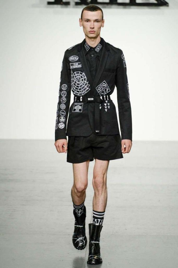 KTZ S/S 2018 KTZ S/S 2018 Vanity Teen 虚荣青年 Menswear & new faces magazine