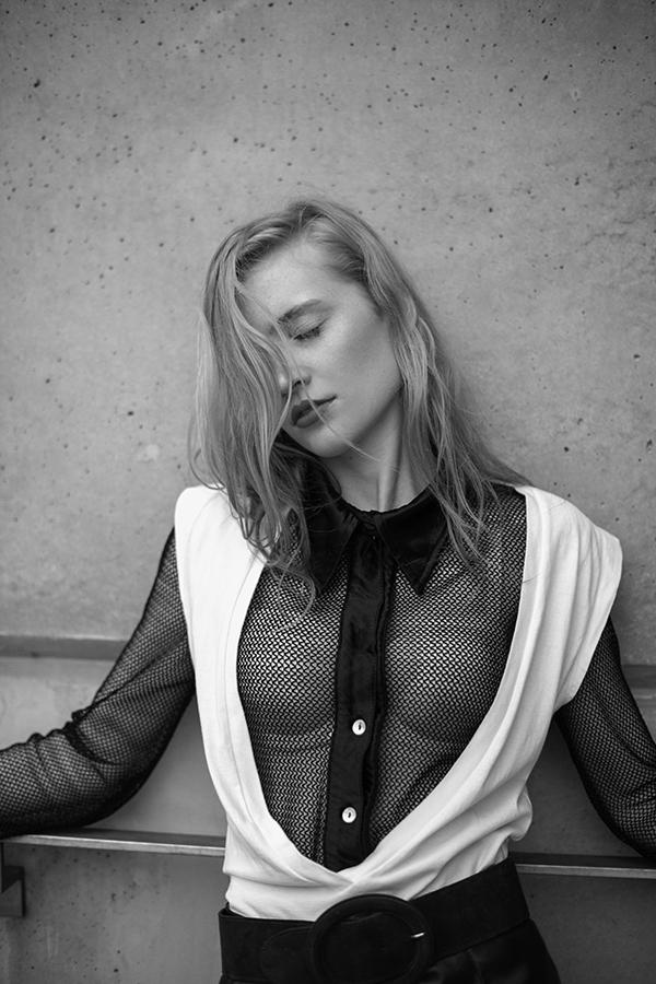 Fade Away by Karolina Wybraniec Fade Away by Karolina Wybraniec Vanity Teen Menswear & new faces magazine