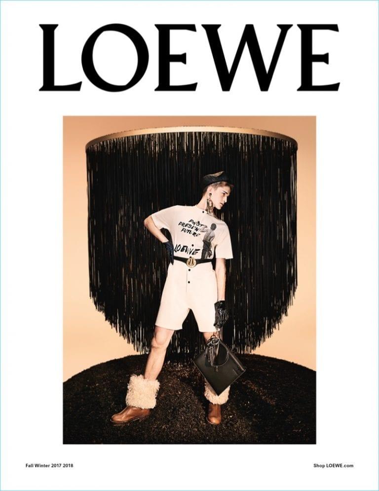 Loewe F/W 2017 Campaign