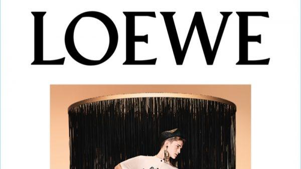 Loewe F/W 2017 Campaign  Loewe F/W 2017 Campaign Vanity Teen Menswear & new faces magazine