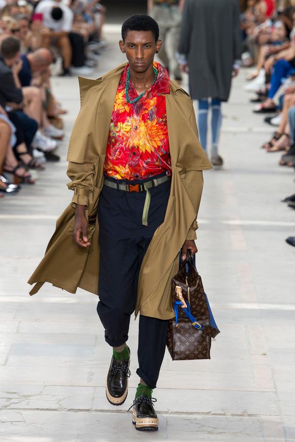 Louis Vuitton S/S 2018