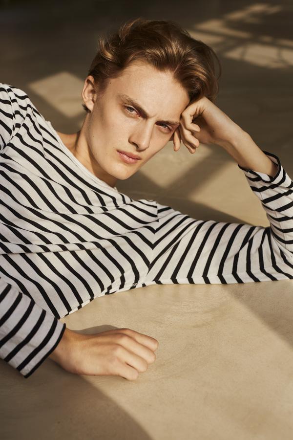 NEW FACES Tobias Poulsen by Eivind Hamran