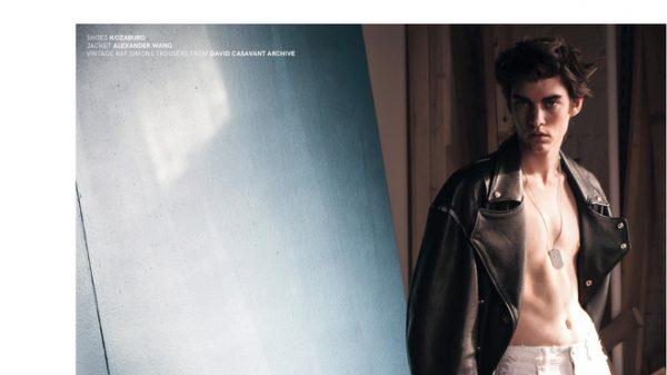 VT S/S 17: Doug Payne by Brent Chua VT S/S 17: Doug Payne by Brent Chua Vanity Teen 虚荣青年 Menswear & new faces magazine