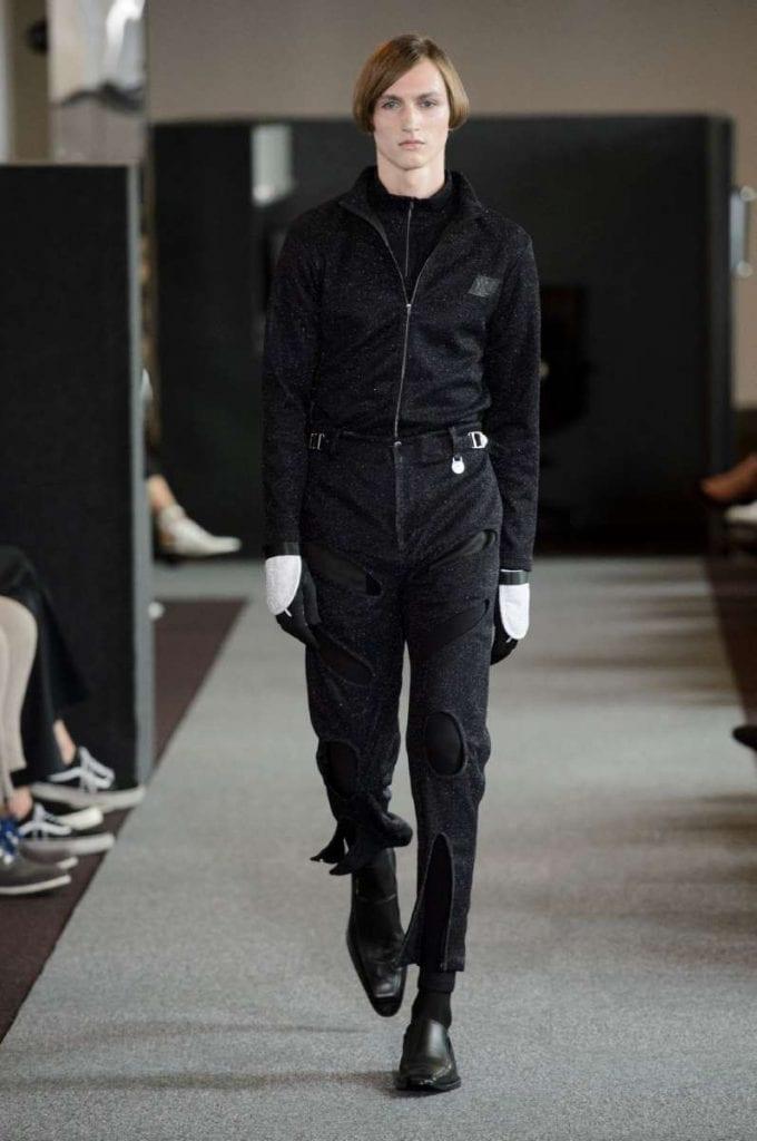 Xander Zhou S/S 2018 Xander Zhou S/S 2018 Vanity Teen Menswear & new faces magazine