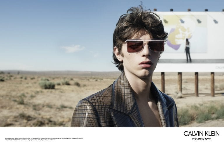 Calvin Klein Fall 2017 205W39NYC Campaign