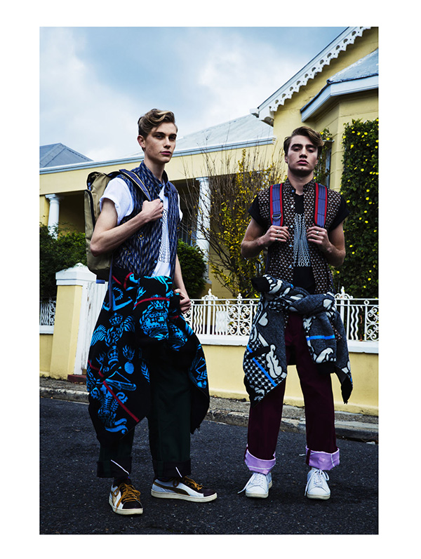 Flight Risk by Louis Daniel Botha Flight Risk by Louis Daniel Botha Vanity Teen 虚荣青年 Menswear & new faces magazine