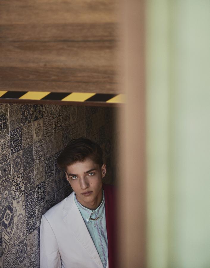 David by Sergey Vasiliev David by Sergey Vasiliev Vanity Teen 虚荣青年 Menswear & new faces magazine