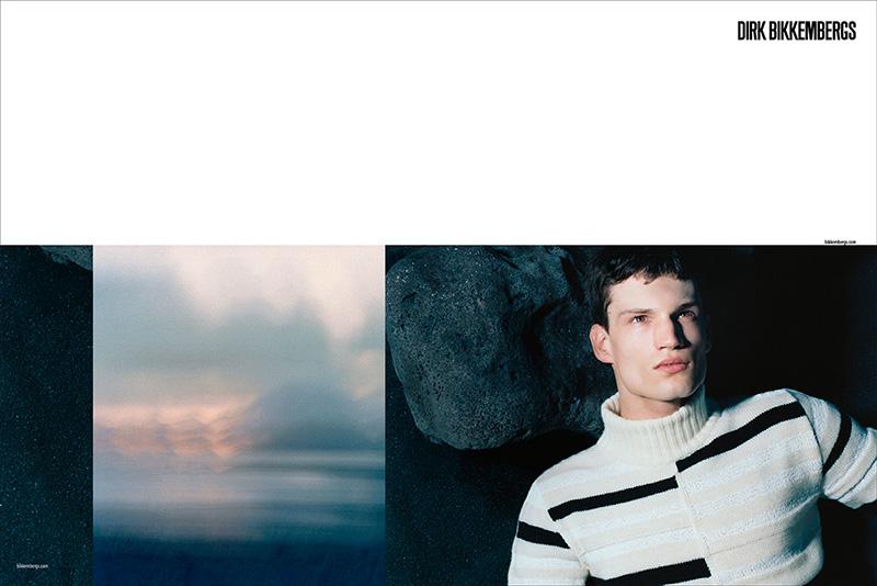 Dirk Bikkembergs F/W 2017 Dirk Bikkembergs F/W 2017 Vanity Teen 虚荣青年 Menswear & new faces magazine