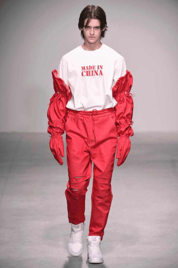 Feng Chen Wang S/S 2018 — Vanity Teen