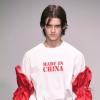 Feng Chen Wang S/S 2018  Feng Chen Wang S/S 2018 Vanity Teen Menswear & new faces magazine