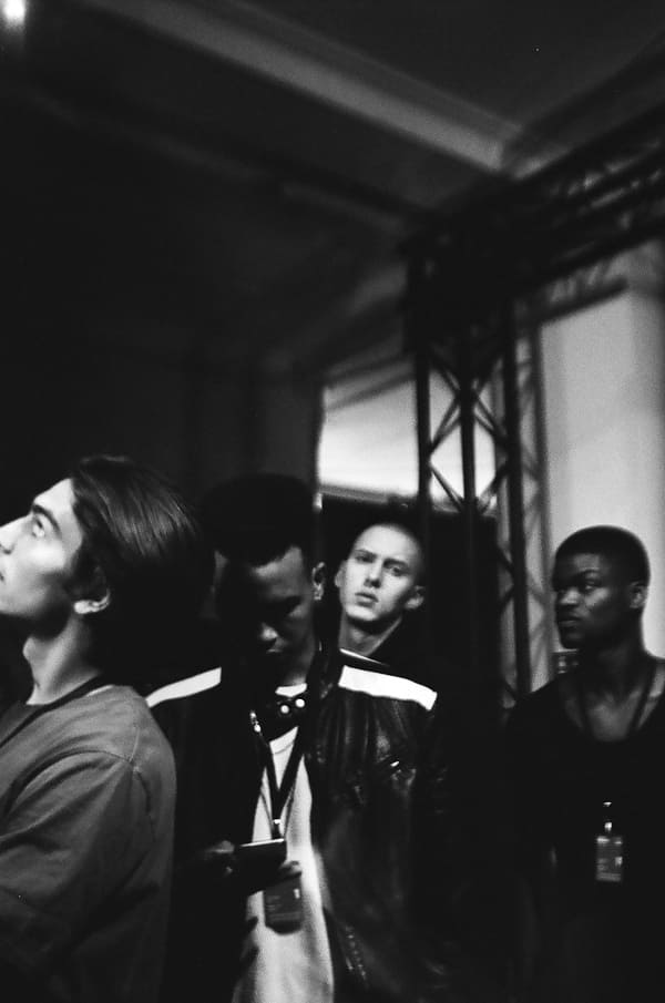 Boys From Berlin Fashion Week S/S 18 Part 1 Boys From Berlin Fashion Week S/S 18 Part 1 Vanity Teen 虚荣青年 Menswear & new faces magazine