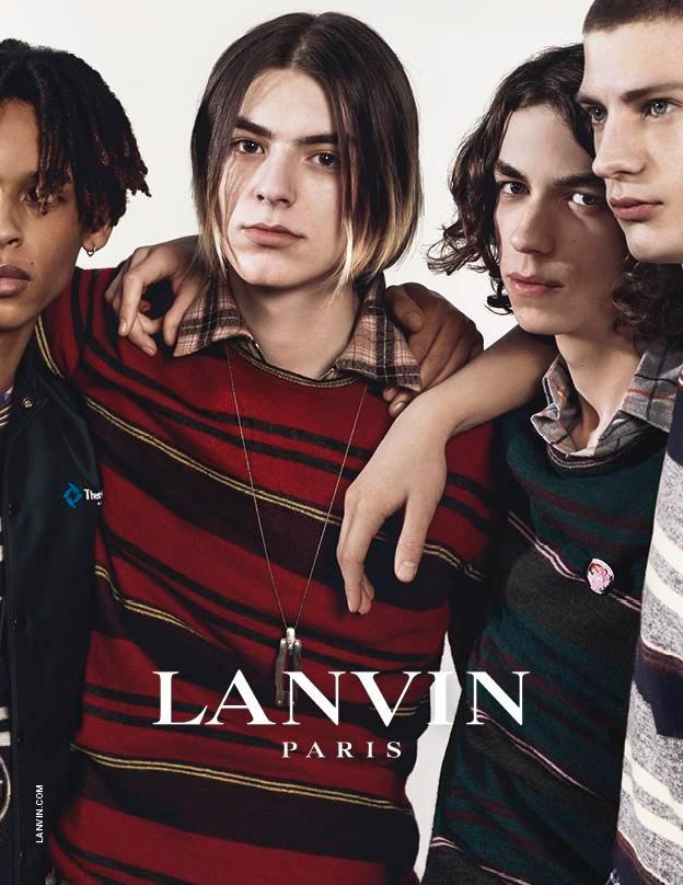 Lanvin F/W 2017 Campaign