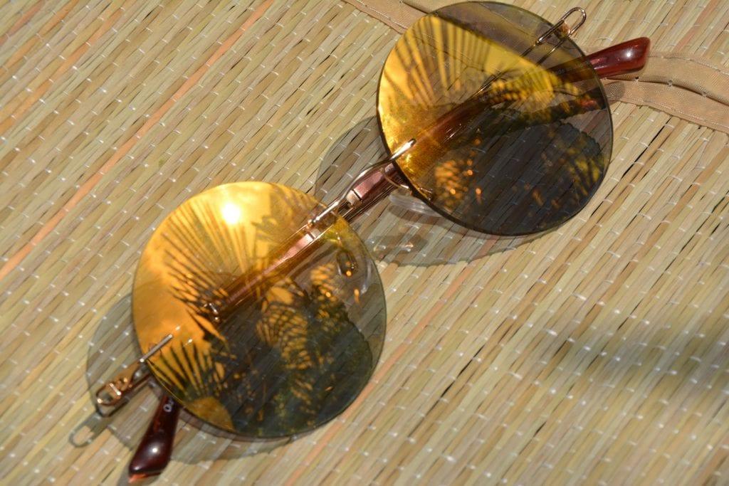 Line Art Sunglasses Haute Couture Line Art Sunglasses Haute Couture Vanity Teen 虚荣青年 Menswear & new faces magazine