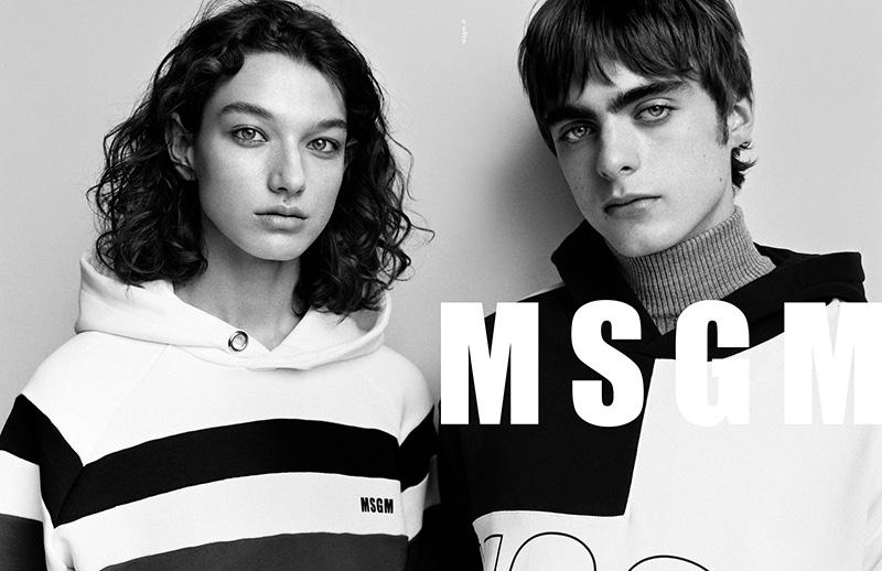 MSGM F/W 2017 MSGM F/W 2017 Vanity Teen Menswear & new faces magazine